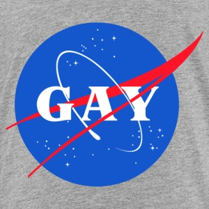 Nasa Gay Pride Logo - Toddler Premium T-Shirt