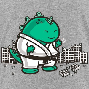 Karate Zilla - Toddler Premium T-Shirt
