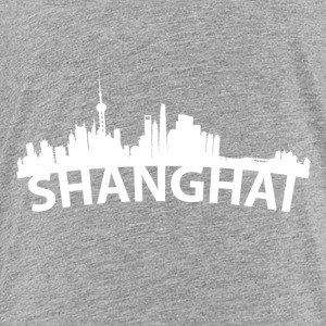 Arc Skyline Of Shanghai China - Toddler Premium T-Shirt