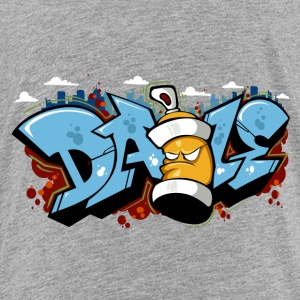 Graffiti art, Hip-Hop Style, Street Wear - Toddler Premium T-Shirt