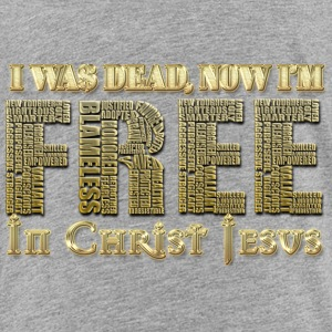 Free From Greed - Toddler Premium T-Shirt