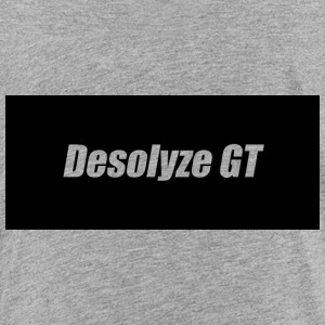 Desolyzeshirtlogo - Toddler Premium T-Shirt