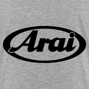 arai logo - Toddler Premium T-Shirt