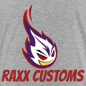 raxx customs logo - Toddler Premium T-Shirt