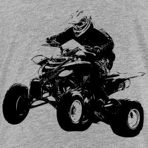 biker-motorcycle-race-bike-quad-bike - Toddler Premium T-Shirt