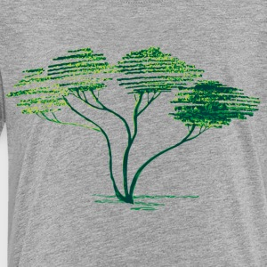 Artsy Tree - Toddler Premium T-Shirt