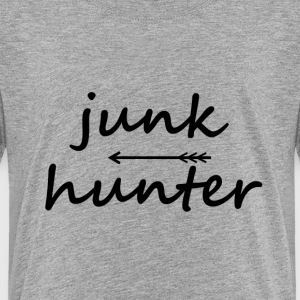 Junk Hunter - Toddler Premium T-Shirt