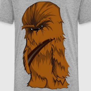 Angry Chewbacca - Toddler Premium T-Shirt