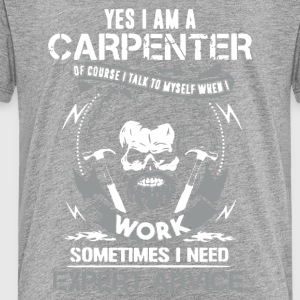 Carpenter Tee Shirts - Toddler Premium T-Shirt