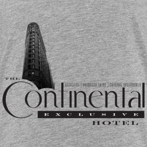 The Continental Hotel - Toddler Premium T-Shirt