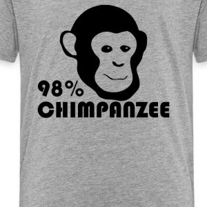 Chimpanzee Evolution - Toddler Premium T-Shirt