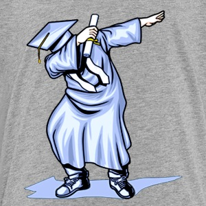 The Dabbing Graduation Class of 2017 Funny Gifts - Toddler Premium T-Shirt