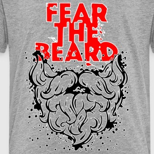 Fear_the_beard - Toddler Premium T-Shirt