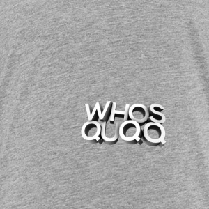 quqq 3d - Toddler Premium T-Shirt