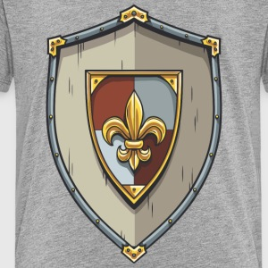 middle_age_shield - Toddler Premium T-Shirt