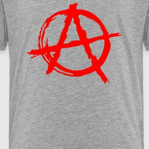 Anarchy Symbol - Toddler Premium T-Shirt