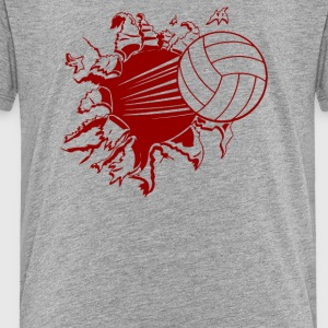 Volleyball Explosion - Toddler Premium T-Shirt