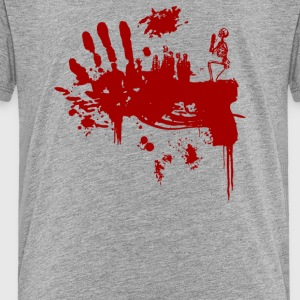 Bloody Guns - Toddler Premium T-Shirt