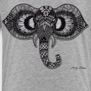 Elephant by Natasa - Toddler Premium T-Shirt