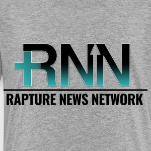 Rapture News Network Logo - Toddler Premium T-Shirt