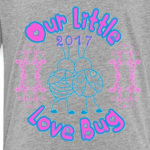 Our Little Love Bug - Girl - Toddler Premium T-Shirt