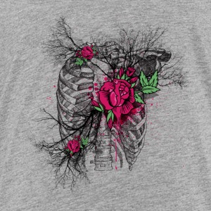 BONE ROSE - Toddler Premium T-Shirt