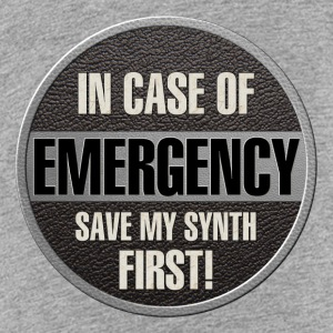 save my synth - Toddler Premium T-Shirt