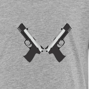 Gun - Toddler Premium T-Shirt