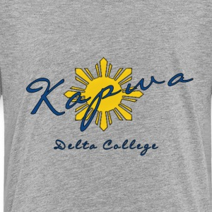 Kapwa Delta College - Toddler Premium T-Shirt
