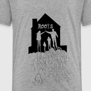Family Roots - Toddler Premium T-Shirt