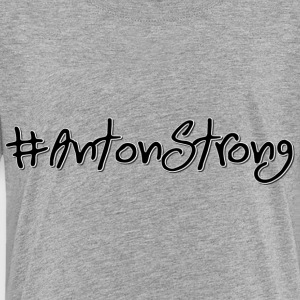Anton Strong Black Set 2 - Toddler Premium T-Shirt