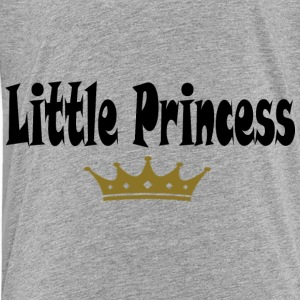 little princess - Toddler Premium T-Shirt