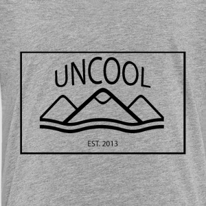 uncool_bw - Toddler Premium T-Shirt