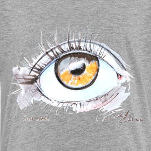 Caro.ec - Eye - Toddler Premium T-Shirt