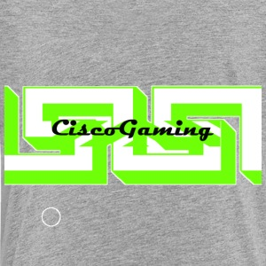Youtube channel Cisco Gaming - Toddler Premium T-Shirt