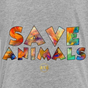 Save Animals by ATG - Toddler Premium T-Shirt