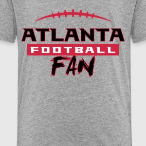 Atlanta Footfall Fan - Toddler Premium T-Shirt