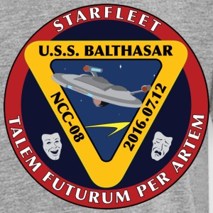 U.S.S. Balthasar - Toddler Premium T-Shirt