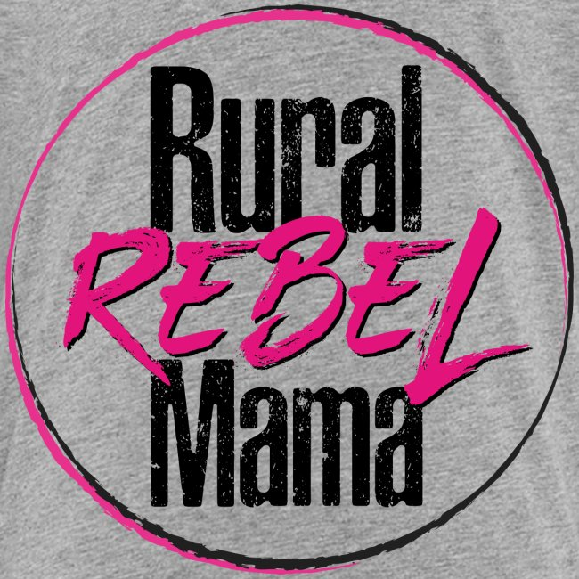 Rural Rebel Mama Logo
