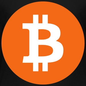 Bitcoin (BTC) logo - Toddler Premium T-Shirt