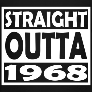49th Birthday T Shirt Straight Outta 1968 - Toddler Premium T-Shirt