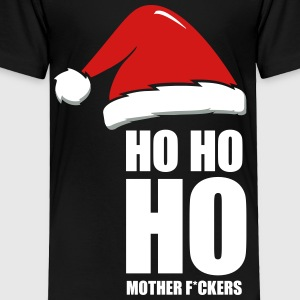 Adult Christmas Design, Ho Ho Ho - Toddler Premium T-Shirt