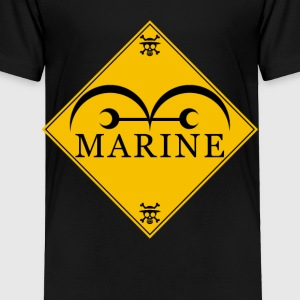Marine - Toddler Premium T-Shirt