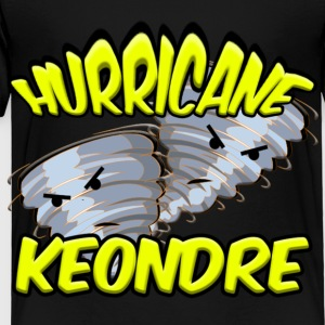 HURRICANE KEONDRE - Toddler Premium T-Shirt