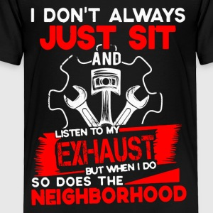 Mechanic Neighborhood - Toddler Premium T-Shirt