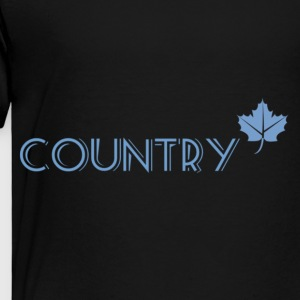 Country Leaf - Toddler Premium T-Shirt