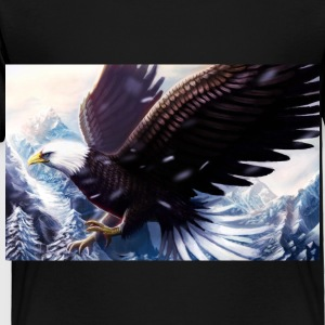 Art of the eagle - Toddler Premium T-Shirt