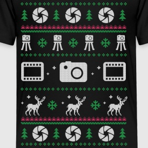 Photographer merry christmas - Toddler Premium T-Shirt
