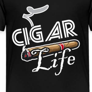 Cigar Life Tshirts - Toddler Premium T-Shirt