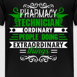 Pharmacy Technician Tee Shirt - Toddler Premium T-Shirt